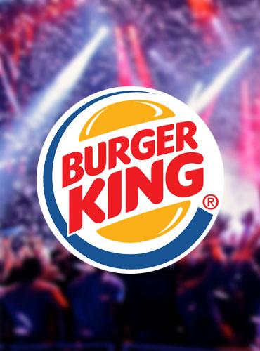 Burger King elsker 90'erne